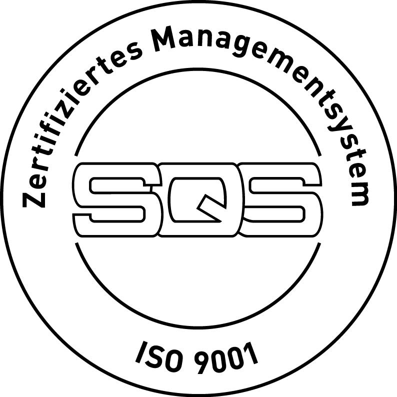 SQS Zertifiziertes QMS