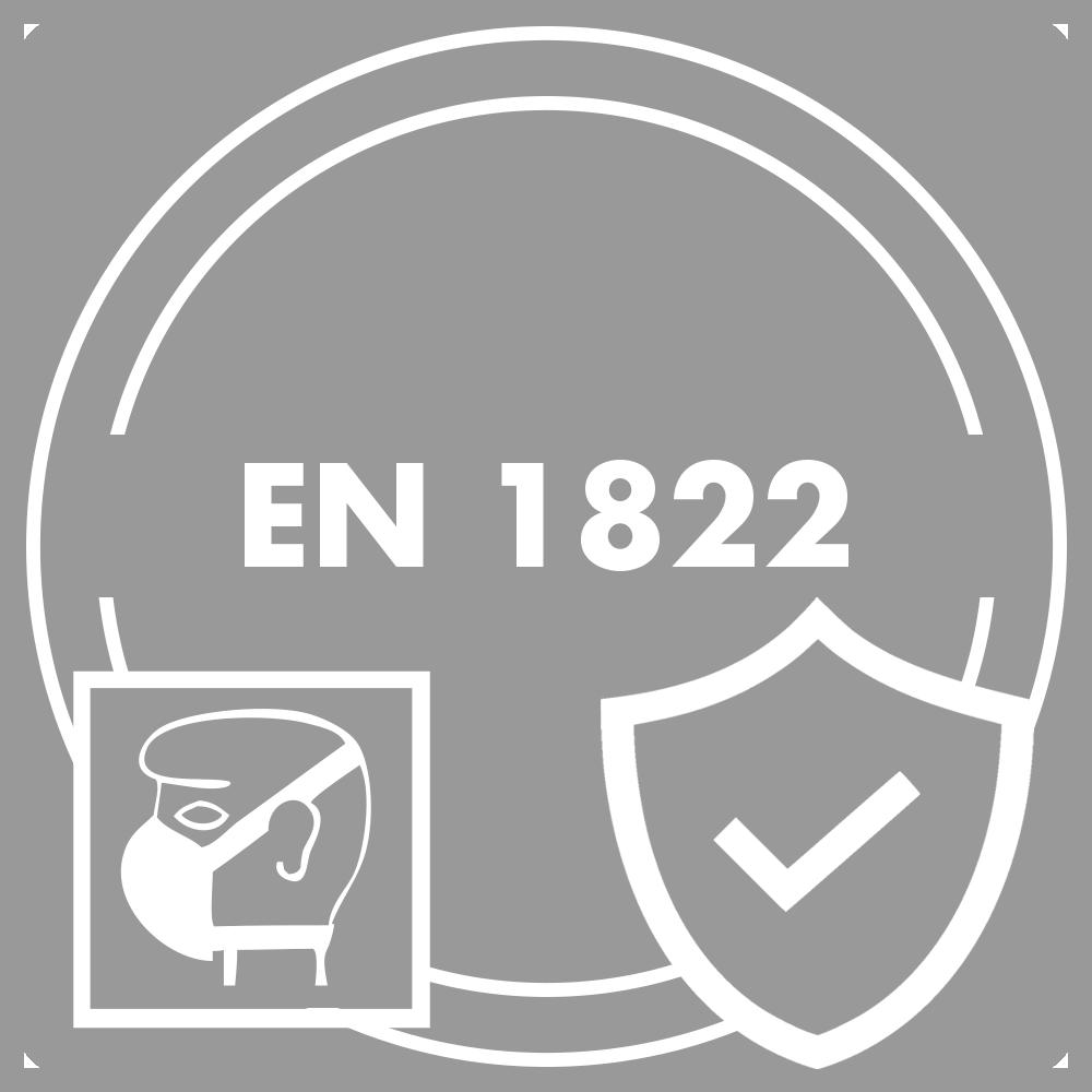 EN 1822 Une sécurité absolue